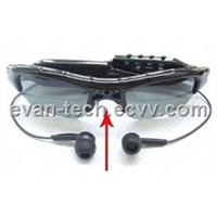 Glasses with Camera/Video/MP3/TF Card