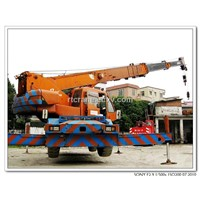 Kobelco Rough Terrain Crane (KR250-3 25T)