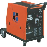 Movable MIG/MIG Welding Machine