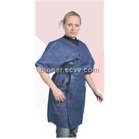 Non-Woven Shower Coat