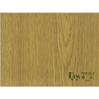 PVC Wood Grain Decoration Sheet
