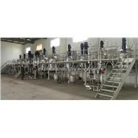 Paint Production Equipment