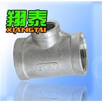 Reducing Tee (Pipe Fitting)