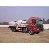 Steyr 8*4 Chemical Liquid Transport Truck