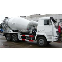 Styer King Concrete Mixer Truck - 5500L
