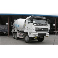 Styer Double Axle Concrete Mixer Truck - 5000L