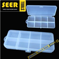 Tackle Box with 8 Compartments