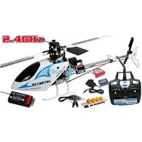 WASP V3 RC RTF MODEL Helicopter 6CH 2.4G