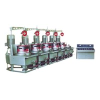 Wire Discharging Machine