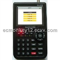 Mini Satellite Finder Free Shipping Dhl Usd295 Model: Jed3000 Support Spectrum Analyzer