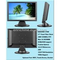 Touchscreen PC