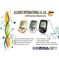 Glucose Monitoring System (i-QARE)