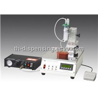 Adhesive Dispenser Mainly Designing for Rotary Shape Products (TH-2004l1)