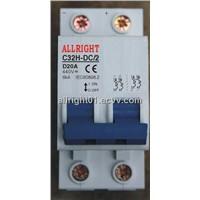 DC Circuit Breaker (C32H-DC)