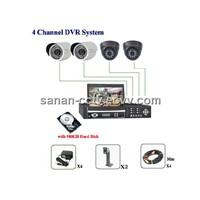 DVR Kit (SA-K4-1)