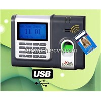 Fingerprint Time Recorder X638