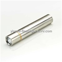 High Power Stainless Steel Flashlight