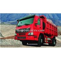 Howo 4x2 Tipper Truck