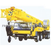 Hydraulic Mobile Truck Crane (QY70)