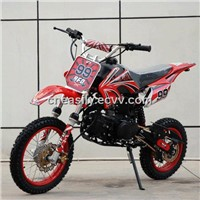 PB125 (125cc CE/EPA Dirt Bike)