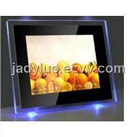 10.2 Inch Digital Photo Frame with LED Light