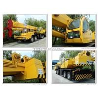 2008 Tadano GT-650E 65T Truck Crane