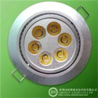 6W LED Downlight Cabinet Light,Warm White