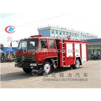 8T Fire Engine Truck