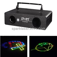 Animation-LED Firefly Laser Projector (SPL-RGY-225)