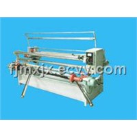 Automatic Opposite Side Cloth Winding Machine