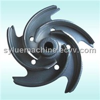 Carbon Steel Water Pump Impeller