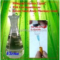 E-liquid Nicotine