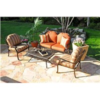 Florence 4-Piece Outdoor Deep Seating Set