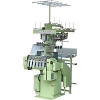 High Speed Non Shuttle Needle Loom (JX-NF6/42)