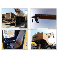 Kato KR500 50T Rough Terrain Crane