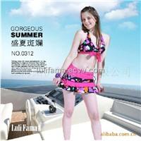 Lulifama 2010 Summer New Design Swimsuit