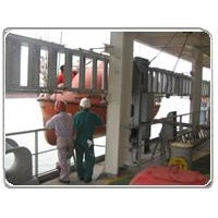 Lianyungang Life Raft Inspection