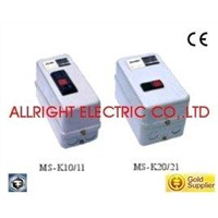 MS-N MS-K Magnetic Starter / Contactor