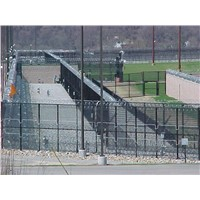 Maximum Security Prison with 14 Foot High Wirewall