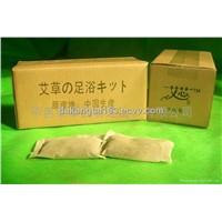 Mugwort Foot Bath Medicine Bag