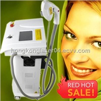 New Vertical E Light IPL& RF Equipment For Hair & Wrinkle Removal(HKS820) with CE and ISO 13485