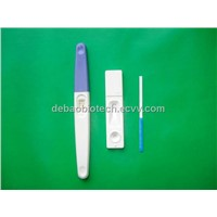 One Step Pregnancy Test (HCG Test) Strip/Cassette/Midstream