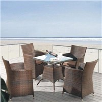 PE Rattan Furniture Set