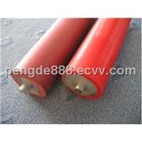 Polyurethane & Rubber Roller