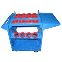Provide CNC Tool Sotrage Trolley and Cabinet