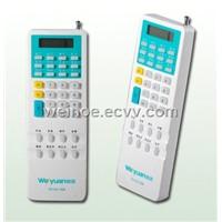 RF 35-Button 1000-Way Scene Remote Control