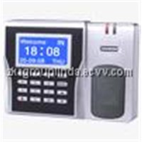 Professional Time Attendance System (T23C)