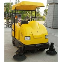 Battery Sweeper, Street Sweeper