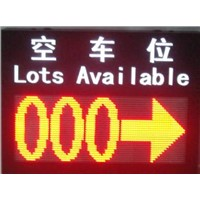 Ultrasonic Sensor (LED Display)