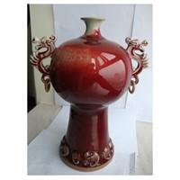 Ceramic Vases (Propitious Dragon )